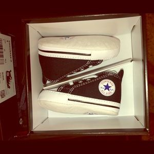 Brand New Baby Converse Sneakers